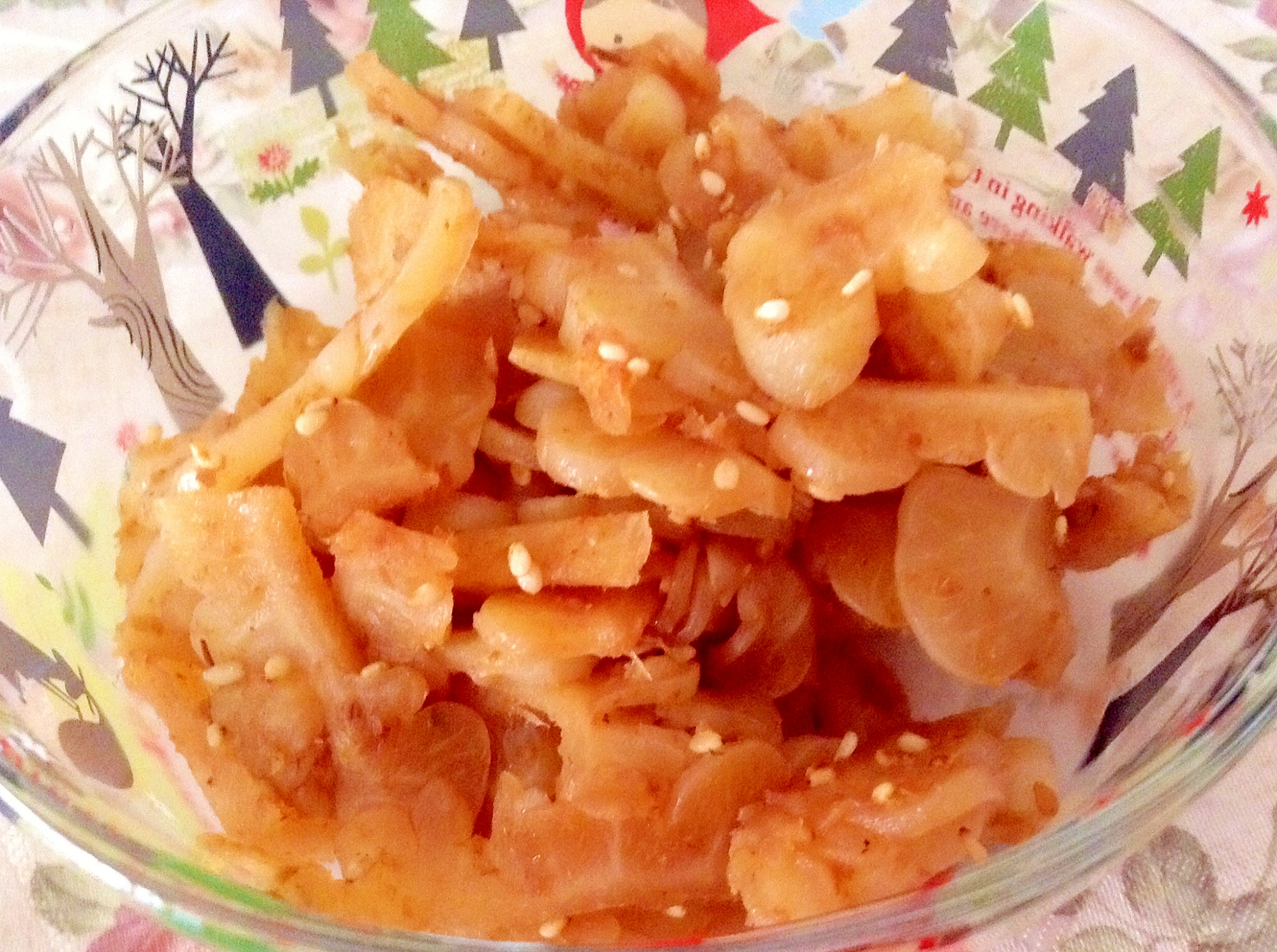 ゴーヤの梅酢煮