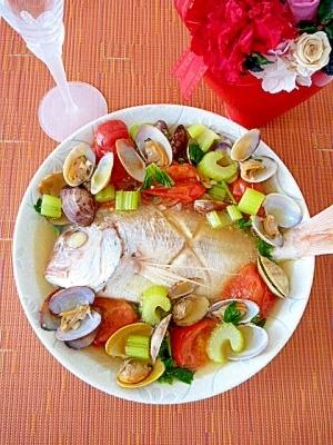 お家でイタリアン♡アクアパッツァの簡単レシピで晩酌タイムをおしゃれに!