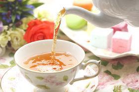 紅茶専門店の生姜紅茶(しょうが紅茶)