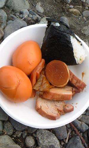 楽しくアウトドア!ダッチオーブンde焼き豚