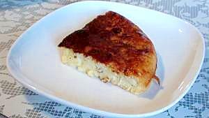 ホットケーキミックスで簡単!バナナパンケーキ