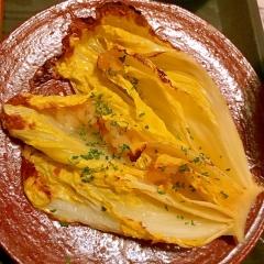シンプル is オトコマエ!ぶっかけロースト白菜