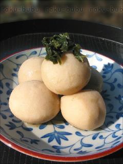 京都の郷土料理【小芋のたいたん】
