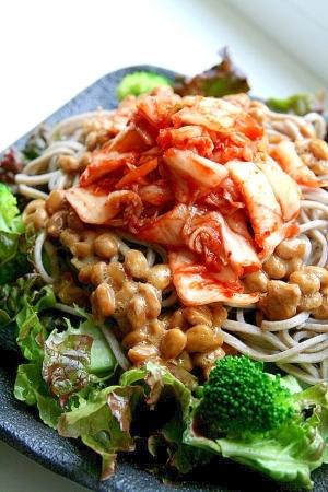 最強食品の納豆キムチの万能レシピ9選