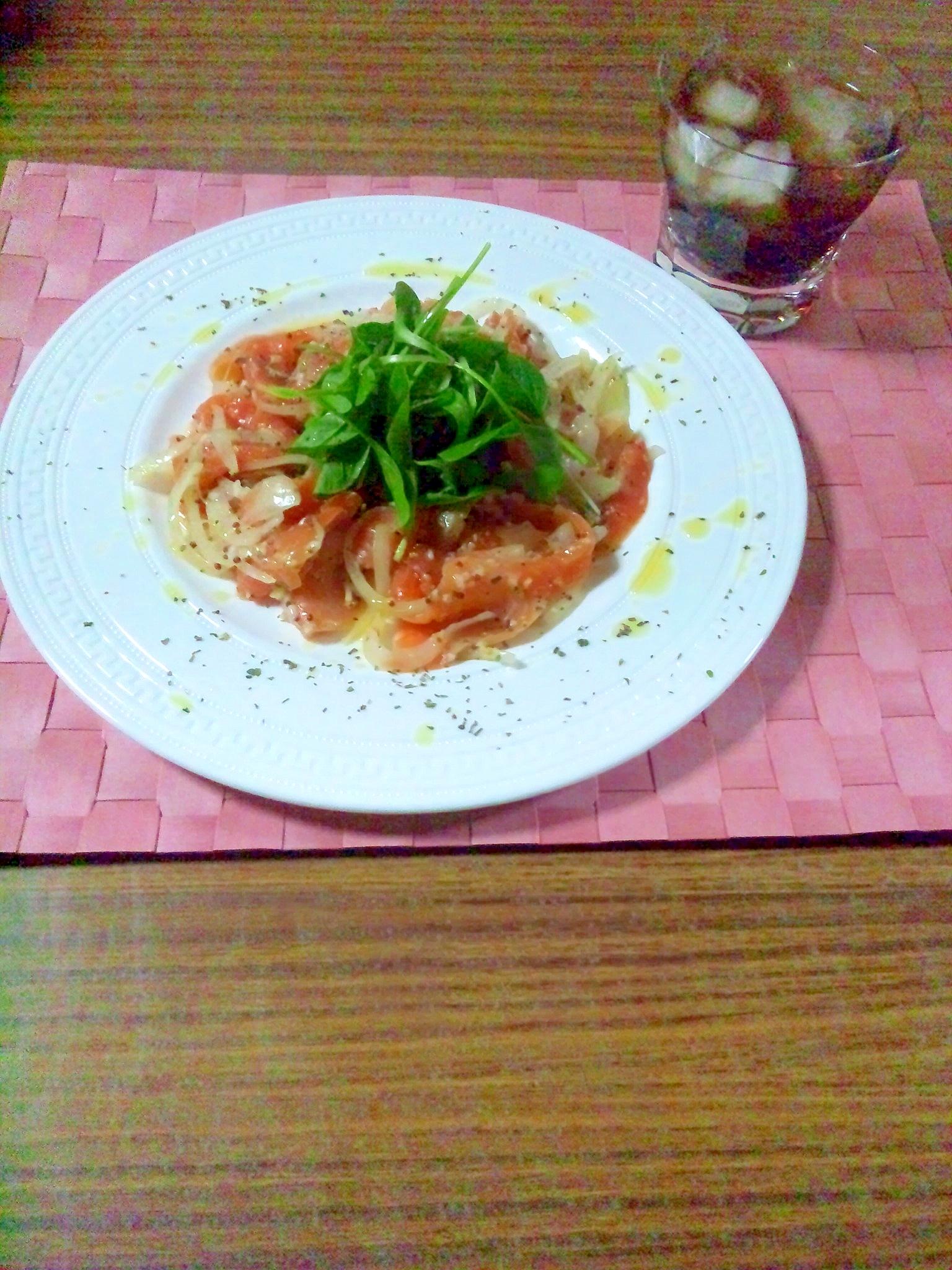 ヨウサマの『タニタ式』クリスマスダイエット食鮭編