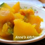 シンプル!かぼちゃの煮物