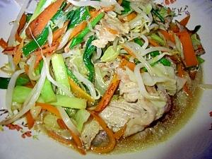 本格中華♪野菜炒め