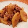 トロッと美味しい!牛肉と冬瓜の甘辛炒め煮