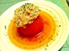トマトのコンフィ アンダルシア風