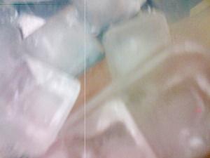 レモン風味のスポーツ氷