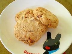 バター不使用☆ねりごまゴマクッキー