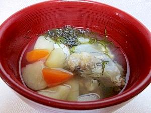寒風一夜干が旨い☆ 郷土料理「たら三平」