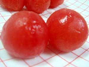 快感!湯剥きトマト
