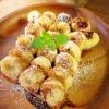 トースト☆チョコバナナトースト♪の参考画像