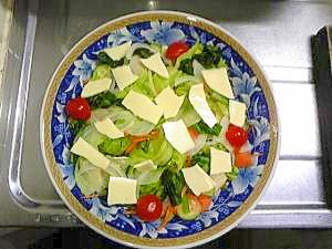 ほうれん草の栄養満点☆ほうれん草のおに盛りサラダ