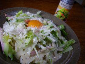 野菜たっぷり♪めぐ家のシーザー冷麺♪♪