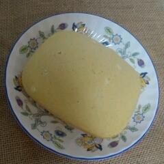 ホームベーカリーで蒸しパン(5)