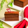 ホットケーキミックスで簡単濃厚?生チョコケーキの参考画像