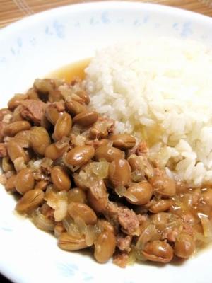 節分豆リメイク☆炊飯器でフェイジョアーダ風煮込み