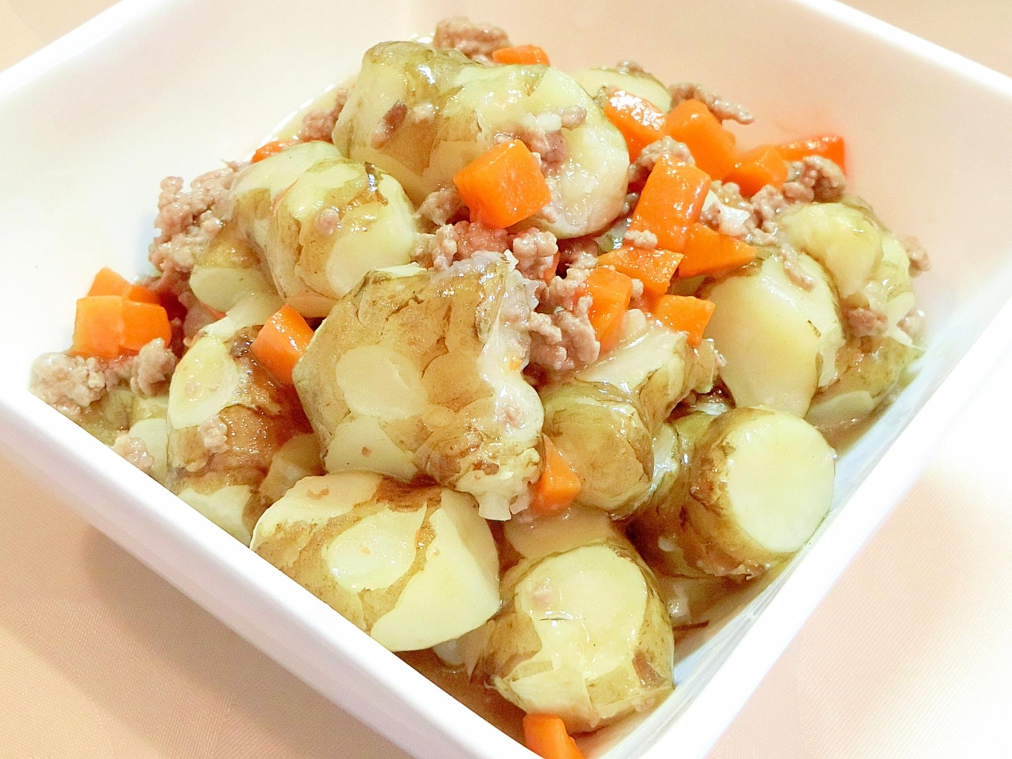 菊芋の体に優しいウマ煮