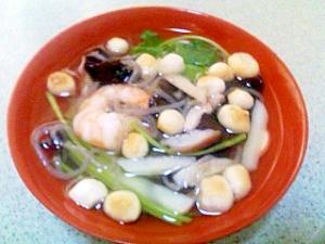 家にあるもので簡単「こづゆ」会津の郷土料理