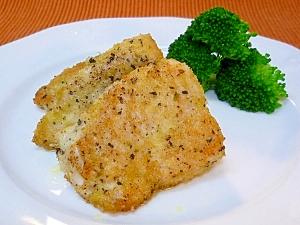 フライパンで焼く♪ 鶏ささみの香草パン粉焼き レシピ・作り方 by ぽんぽんぷー|楽天レシピ