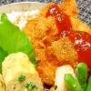 お弁当おかず★鶏胸肉のミラノ風カツレツ