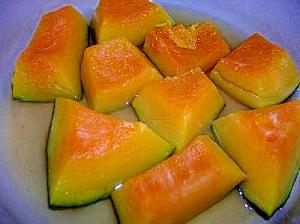 ルクルーゼで簡単・干し南瓜の甘煮