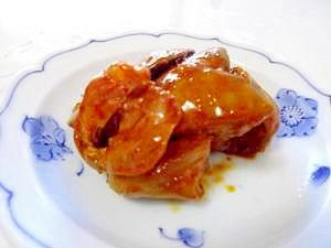 妊婦さんに☆鶏レバーの焼肉のタレ炒め