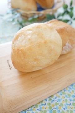 レモン風味のシュガートップパン