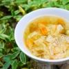 どんどん変身!野菜たっぷり食べるスープ♪