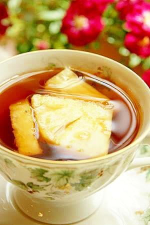 トロピカル♪パイナップル紅茶