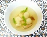 うずらの卵スープ