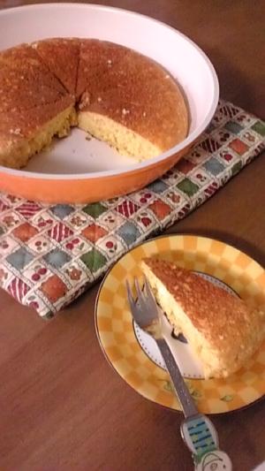 フライパン☆ホットケーキ
