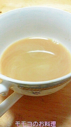 温まるね♡チョココーヒー