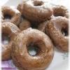 ホットケーキミックスで揚げずに焼きドーナツ!の参考画像