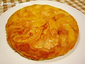 フライパンで作る♪カラメルりんごケーキ レシピ・作り方 by グルヤマ 楽天レシピ