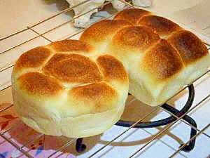 トースターで美味しい震災パン作り