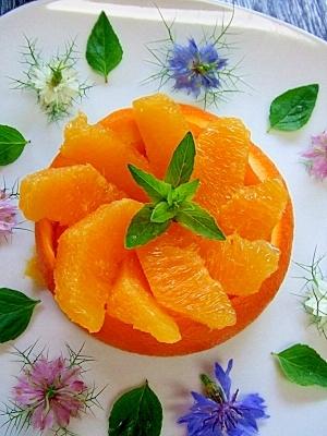 オレンジINオレンジ