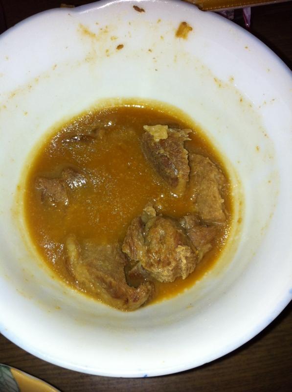 ★豚かたまり肉の味噌煮★