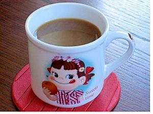 冷え性対策!しょうがとはちみつ入りコーヒー