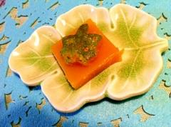 かぼちゃの冷菜おかずゼリー