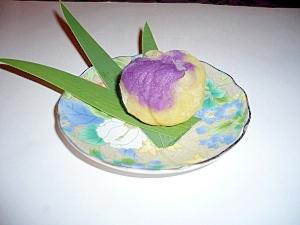 サツマイモで簡単おしゃれな和菓子