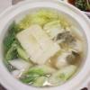 鱈と湯豆腐鍋
