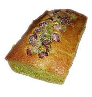 和風パウンドケーキ!抹茶のパウンドケーキ!