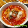 ミネストローネです☆トマト&お野菜の旨みを丸ごと♪