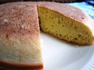 おからふらいぱんケーキ