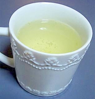 喉風邪に はちみつレモンのホットドリンク