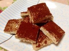 簡単♪ココナッツ風味?オートミールの焼き菓子