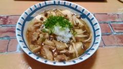 ★豆腐と鶏のきのこ餡かけ 揚げ出し豆腐風★